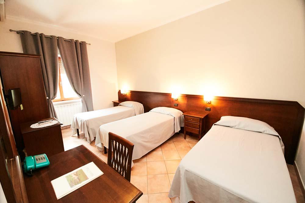 Camere Hotel Vulci
